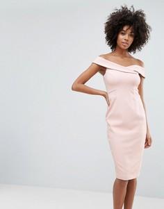 Облегающее платье Coast - Розовый