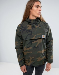 Куртка с камуфляжным принтом Carhartt WIP Nimbus - Зеленый