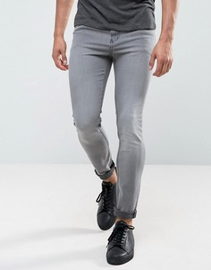 Серые джинсы скинни Cheap Monday Stellar - Серый