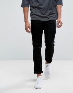 Черные облегащие джинсы Cheap Monday - Черный