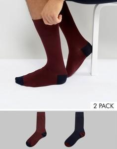 Набор из 2 пар носков BOSS By Hugo Boss - Мульти