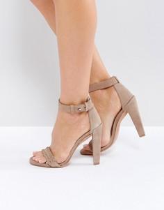 Туфли на каблуке All Saints Effie - Коричневый