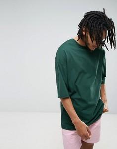 Oversize-футболка ASOS - Зеленый