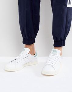 Белые кроссовки adidas Originals Stan Smith BZ0470 - Белый