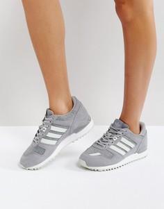 Кроссовки adidas zx700 - Серый