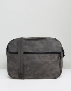 Серая сумка adidas Originals Airliner - Серый