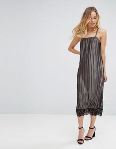 Платье-майка Glamorous - Серый