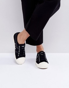Черные кроссовки Gola Coaster - Черный