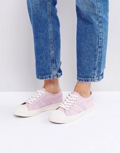 Сиреневые кроссовки Gola Coaster - Фиолетовый