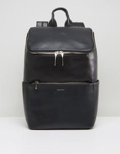 Рюкзак с двумя молниями Matt & Nat Brave - Черный