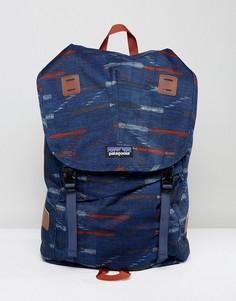 Темно-синий рюкзак с принтом Patagonia Arbor - 26 л - Темно-синий
