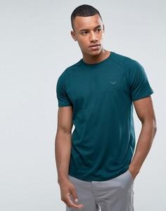 Меланжевая футболка Threadbare - Зеленый