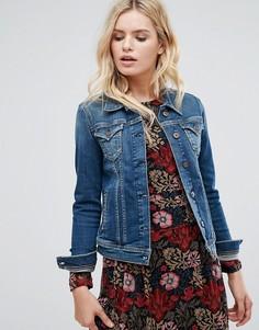 Джинсовая куртка Pepe Jeans Thrift - Синий