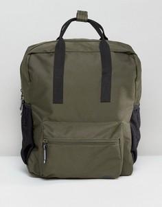 Рюкзак цвета хаки Element - Зеленый