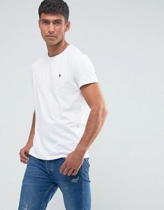 Белая футболка Jack Wills Sandleford - Белый