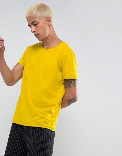Футболка Weekday - Желтый