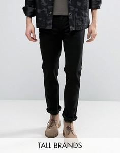 Зауженные джинсы Levis TALL 511 - Черный Levis®