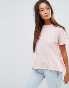 Классическая футболка Minimum - Розовый