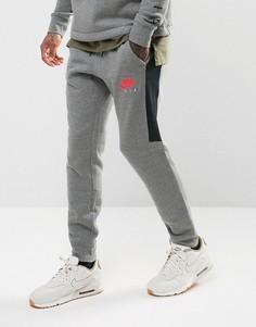 Серые джоггеры Nike Air 861626-091 - Серый