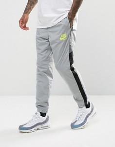 Серые джоггеры Nike 921745-012 - Серый