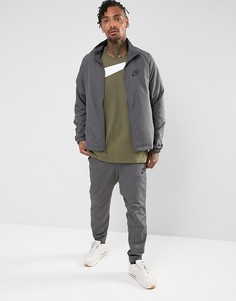 Серый спортивный костюм Nike 861778-038 - Серый