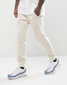 Бежевые джоггеры Nike 805150-102 - Бежевый