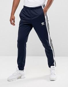 Темно-синие джоггеры adidas Originals Adibreak BS4650 - Темно-синий