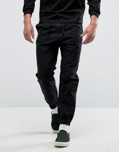 Спортивные брюки с манжетами Carhartt WIP Marshall - Черный