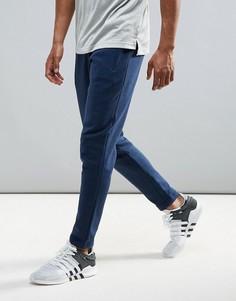 Темно-синие джоггеры adidas Athletics Stadium BQ0707 - Темно-синий