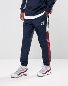 Темно-синие джоггеры Nike Archive 921745-451 - Темно-синий