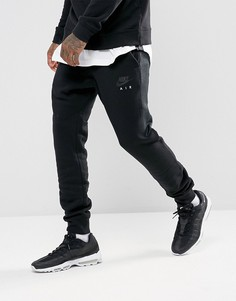 Черные джоггеры Nike Air 861626-010 - Черный
