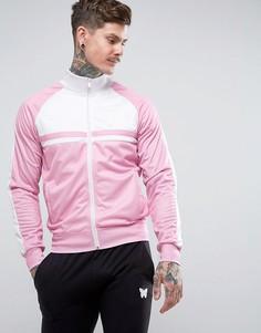 Розовая спортивная куртка Good For Nothing - Розовый