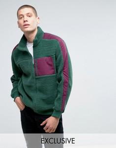 Зеленая куртка Puma эксклюзивно для ASOS 57658401 - Зеленый