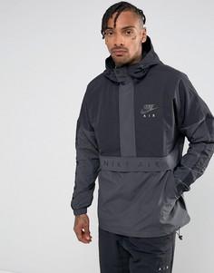 Черная куртка Nike Air 861634-010 - Черный