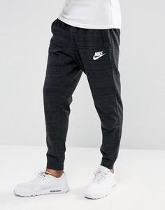 Черные трикотажные джоггеры Nike Advanced 918322-010 - Черный