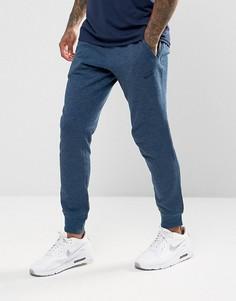 Темно-синие джоггеры Nike Legacy 805150-454 - Темно-синий