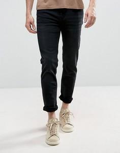 Узкие эластичные джинсы черного цвета Loyalty and Faith Pillar - Черный
