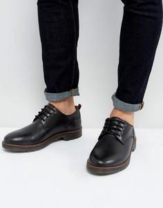 Кожаные туфли на шнуровке Kg By Kurt Geiger Marston - Черный