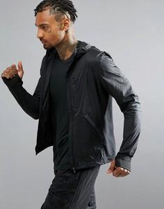 Черная куртка adidas Running Pure AMP AP9753 - Черный