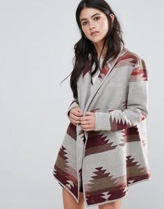 Легка куртка с добавлением шерсти Only - Красный