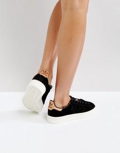 Кроссовки adidas Campus - Черный