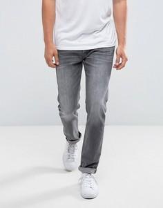 Узкие джинсы Jack & Jones - Черный