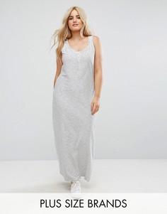 Длинное платье-майка Junarose - Мульти
