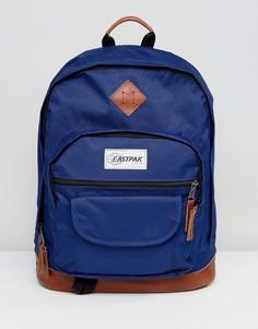 Коричнево-синий рюкзак Eastpak Sugarbush - Черный