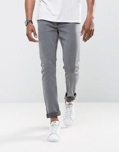 Узкие эластичные джинсы Only & Sons - Серый