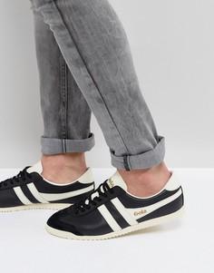 Кожаные кроссовки Gola - Черный