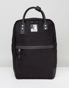 Черный рюкзак Forbes & Lewis Paddington - Черный