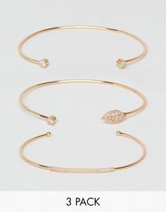 Набор браслетов ALDO Thydda - Золотой
