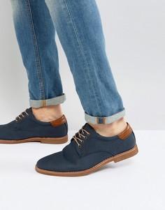 Темно-синие туфли дерби Call It Spring Coanna - Темно-синий