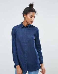 Джинсовая рубашка Waven Nott 3.0 - Синий